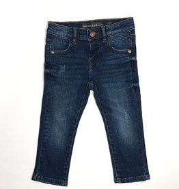 Guess jeans broek blauw overdye