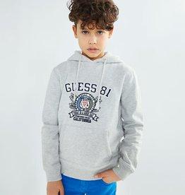 Guess grijze hoodie steekzakken