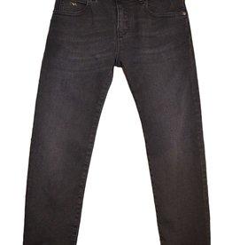 Armani jeans broek anthraciet
