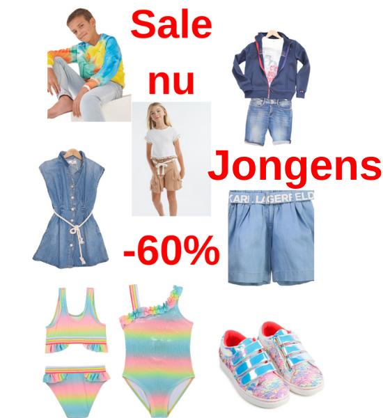 sale jongens kleding