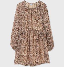 Mayoral jurk met luipaard leopard print