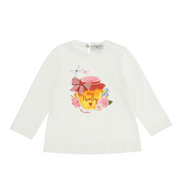 Monnalisa T-shirt met honingpot
