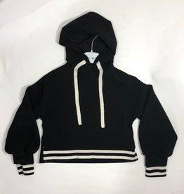 Elsy zwarte hoodie