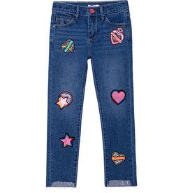 Billieblush jeans broek ster hartjes