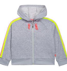Billieblush grijs joggingpak kleurtjes