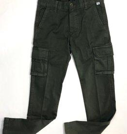 Il Gufo donkergroene broek opzetzakken bavo