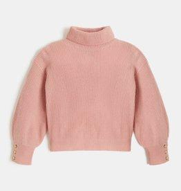 Guess roze gebreide trui