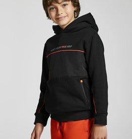 Mayoral zwarte hoodie jogging sweater