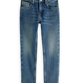 Scotch&Soda jeans broek blauw los Dean