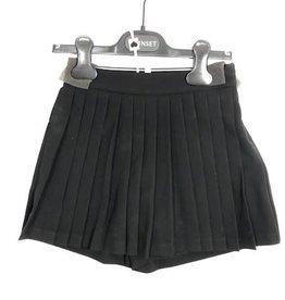 Twinset rok broekrok zwart