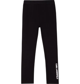 Karl Lagerfeld zwarte jogging stretch broek
