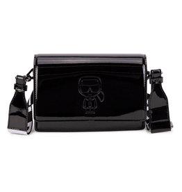 Karl Lagerfeld zwarte handtas letters