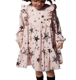 Pinko Up jurk in crepe