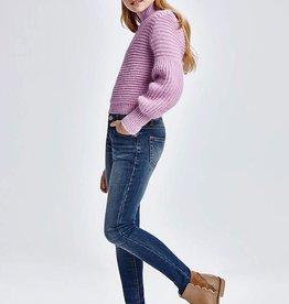 Mayoral basis jeans broek in medium blauw