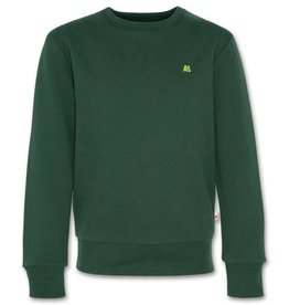 AO76 sweater donker groen