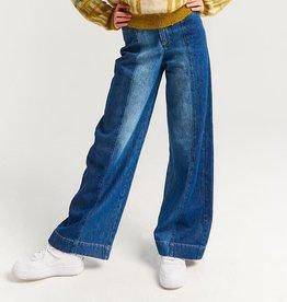 Indee wijde jeans broek