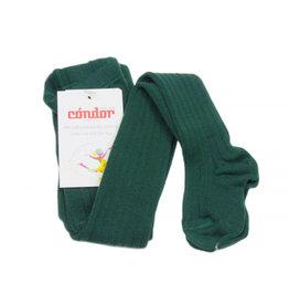 Condor collant groen rib