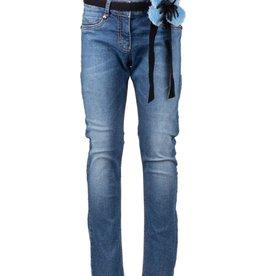 Elsy a blauwe  jeans broek