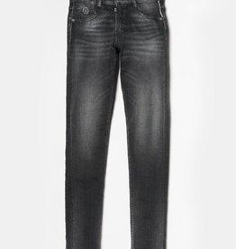 Le temps des cerises broek jeans basic zwart