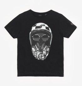 Le temps des cerises T-shirt zwart helm