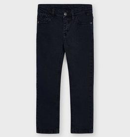 Mayoral broek donkerblauw skinny fit