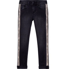 Karl Lagerfeld zwarte jeans broek