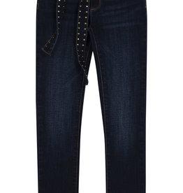 Liu Jo jeansbroek ceintuur studs