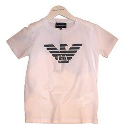 Armani T-shirt wit eagle logo