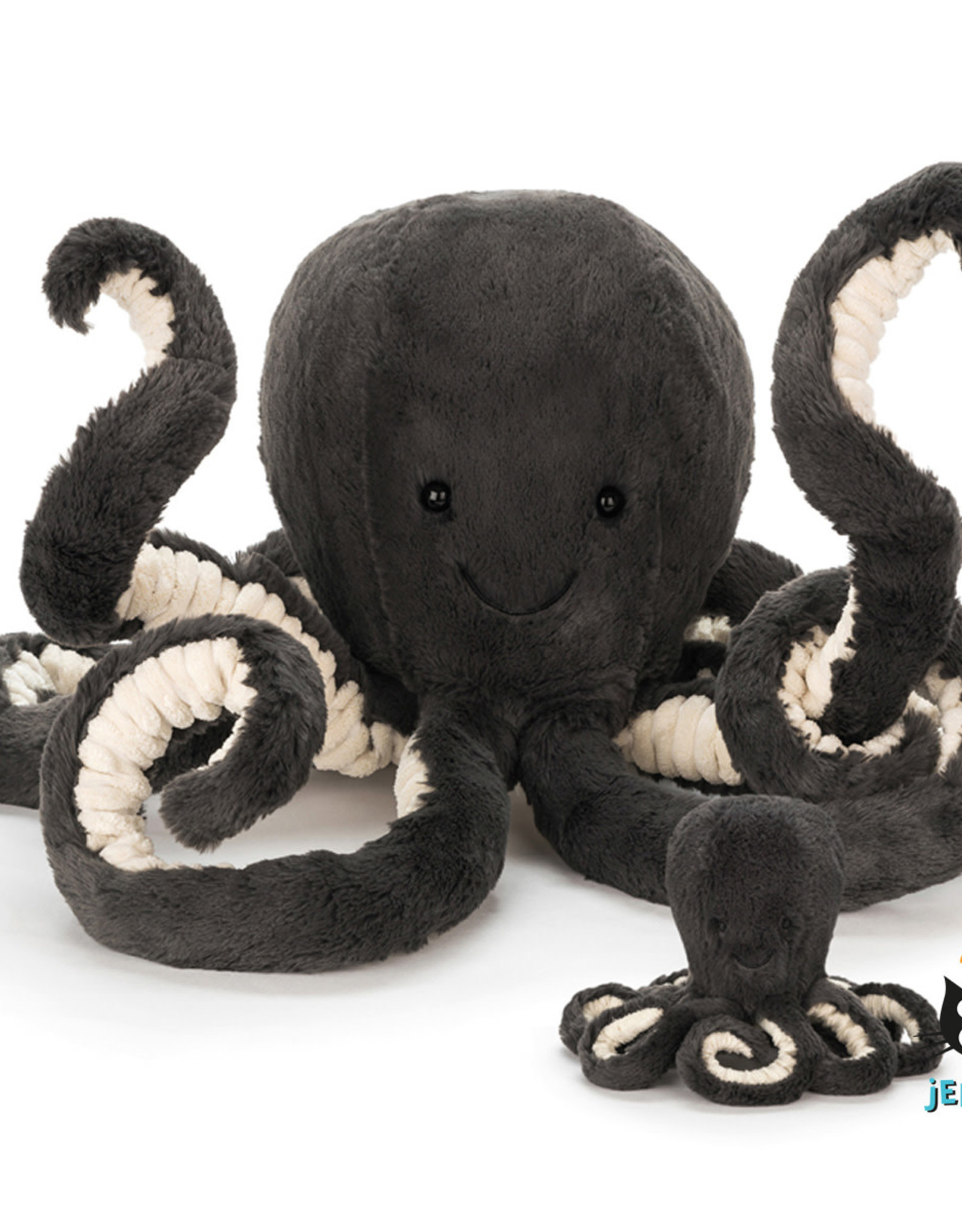 JellyCat Jellycat Inky octopus