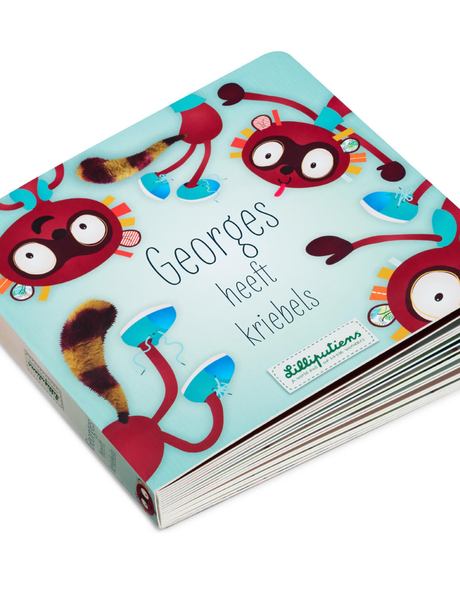Lilliputiens Lilliputiens boekje George heeft kriebels