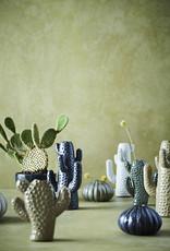 Madam Stoltz Madam Stoltz Cactus vaas groen