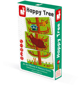 Janod Janod spel Happy Tree