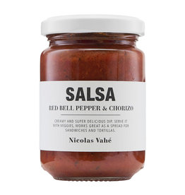 Nicolas Vahé Nicolas Vahe Salsa Red bell pepper & chorizo