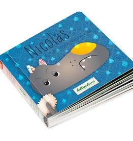 Lilliputiens Lilliputiens Nicolas omkeerbaar boekje