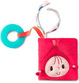 Lilliputiens Lilliputiens Roodkapje kijk-en speelboekje