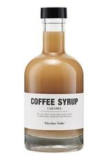 Nicolas Vahé Nicolas Vahé koffie siroop karamel