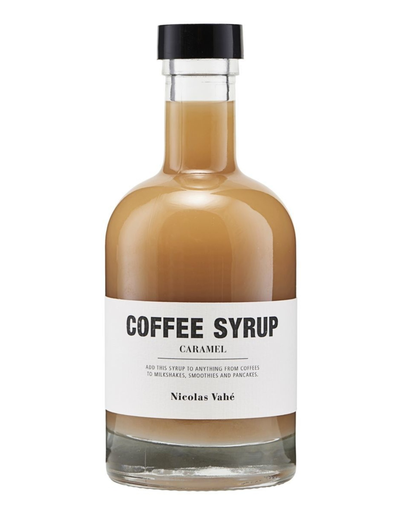 Nicolas Vahé Nicolas Vahé Syrup Caramel