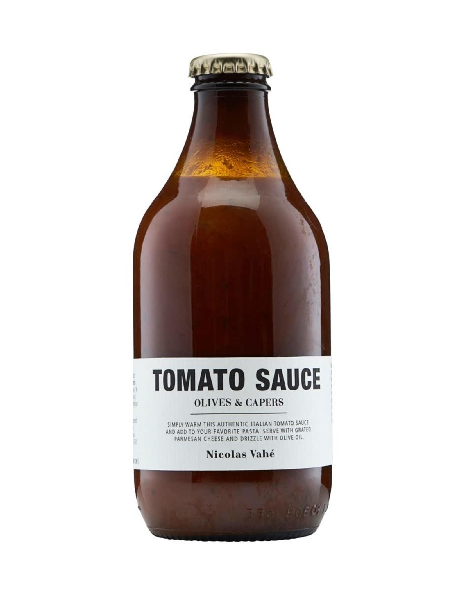 Nicolas Vahé Nicolas Vahé Tomaat Sauce olives & Capers
