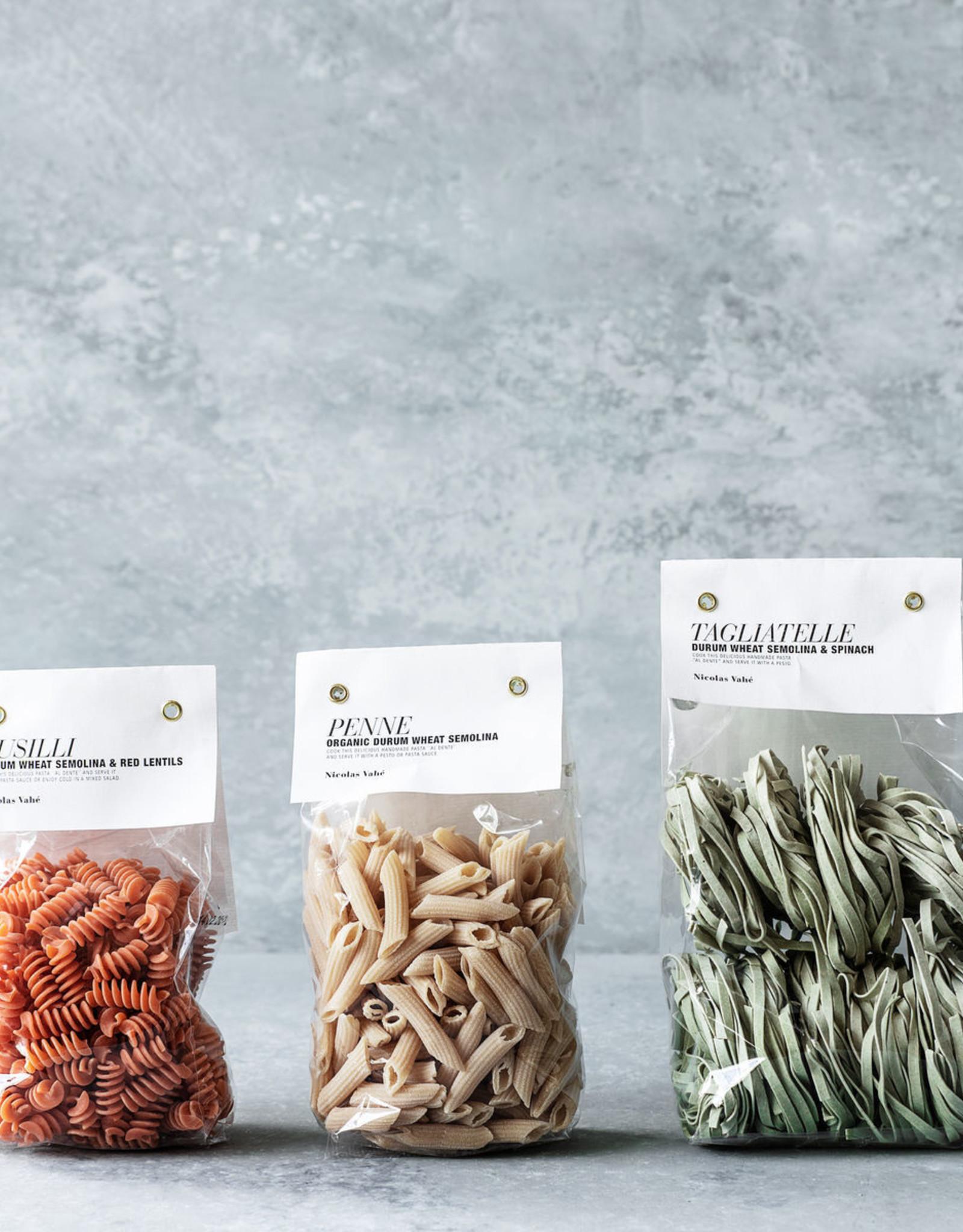 Nicolas Vahé Nicolas Vahé Tagliatelle, Durum Wheat Semolina & Spinach