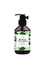 The Gift Label The Gift Label handlotion Be wild Stay Fresh