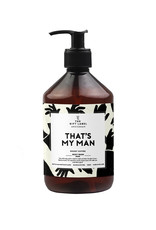 The Gift Label The Gift Label Body Wash Men That's My Man