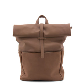 Monk & Anna Monk en Anna backpack Herb chestnut