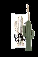 100% Leuk 100% leuk cadeauzeep cactus