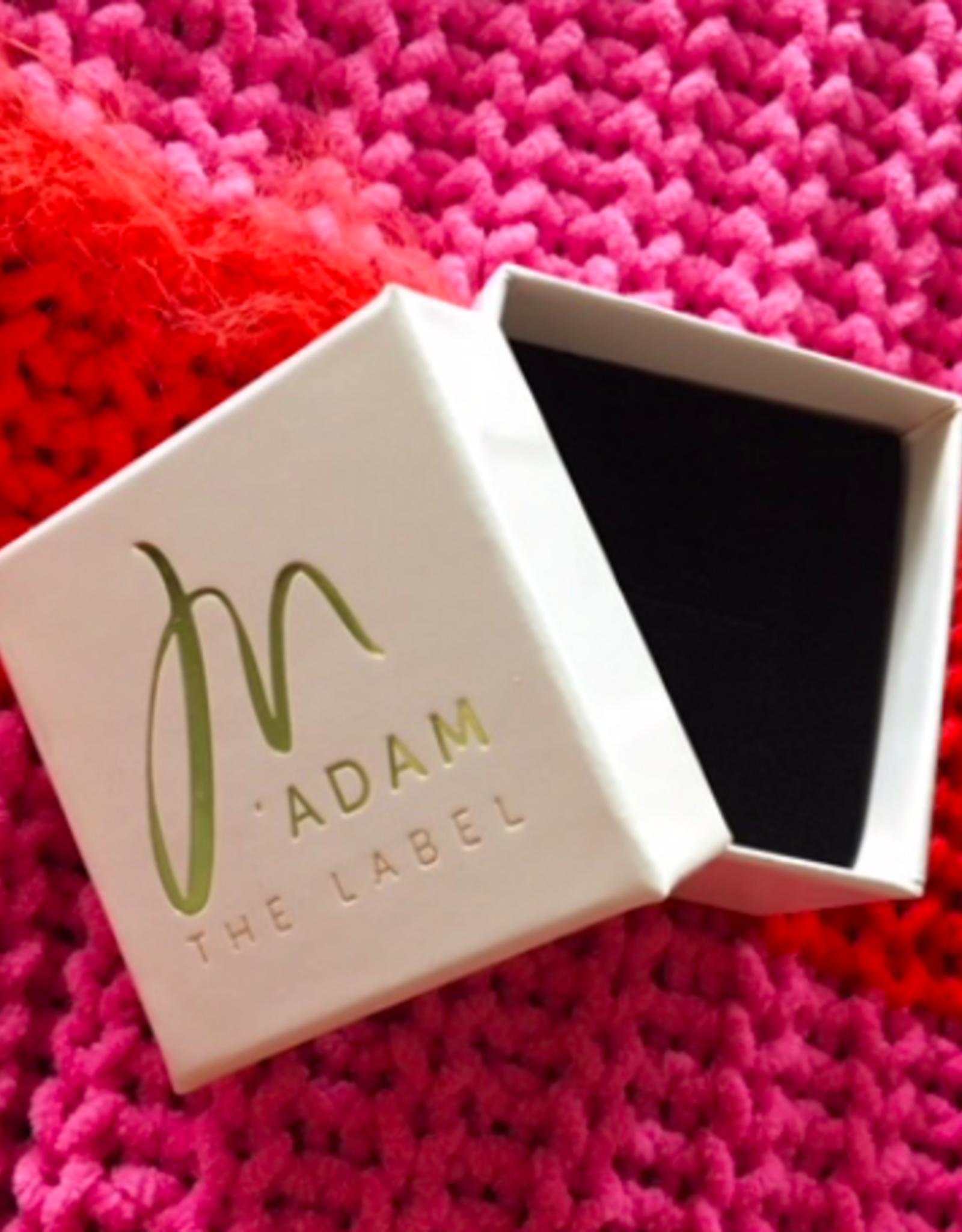 Madam the Label Madam the Label armband Ruby gold