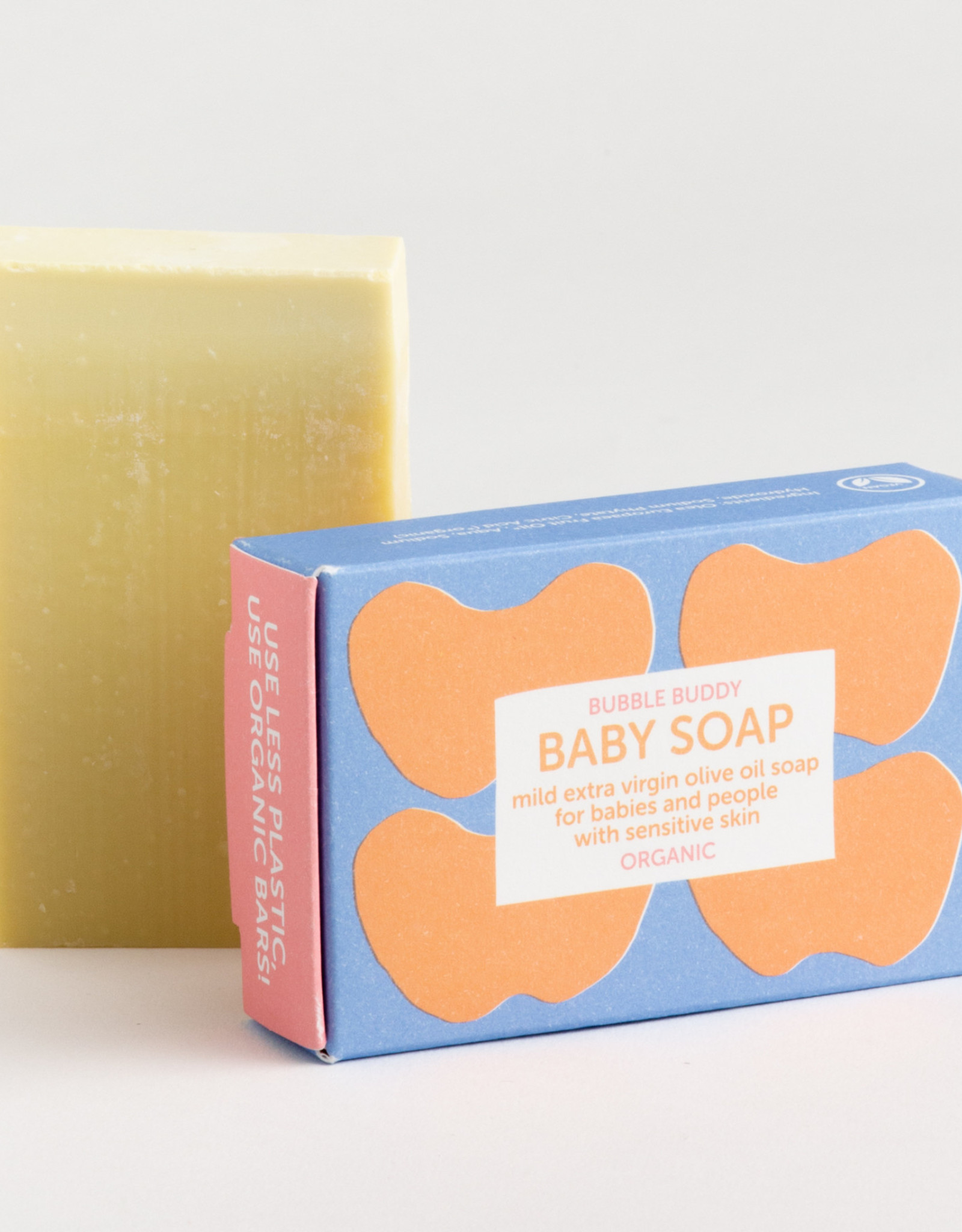 Foekje Fleur organic baby soap