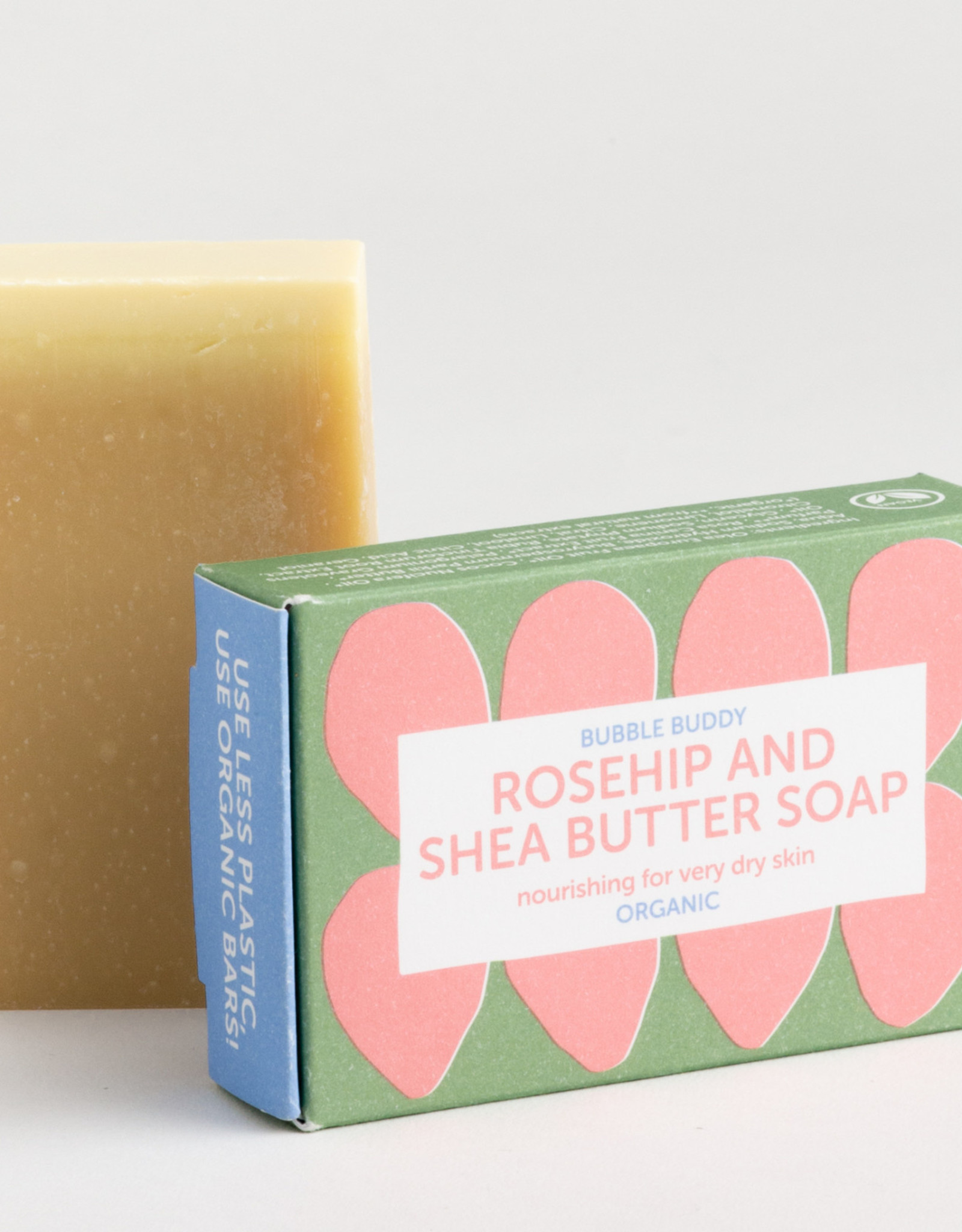 Foekje Fleur Organic rosehip with sheabutter bar