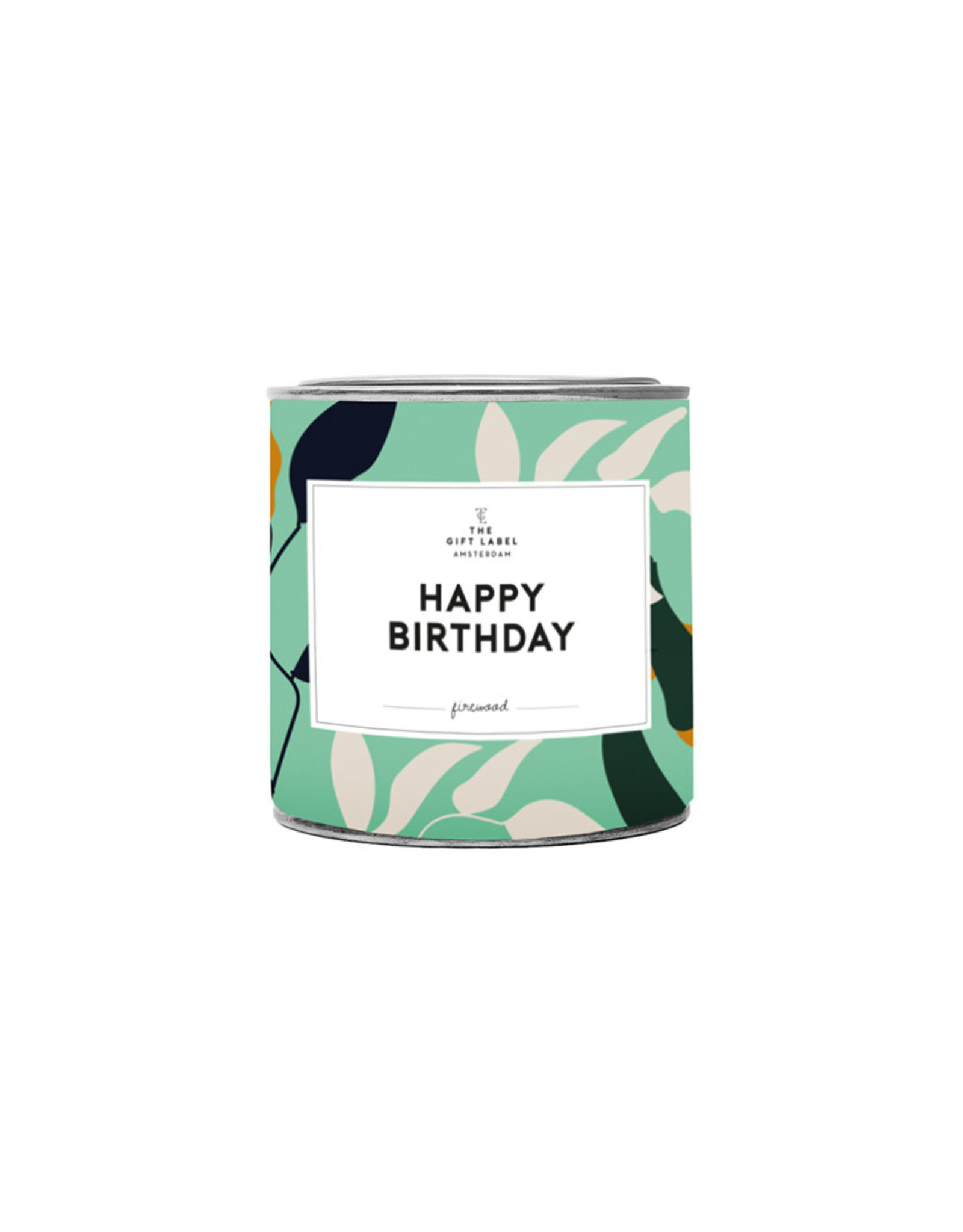 The Gift Label The Gift Label scented candle small Happy Birthday small
