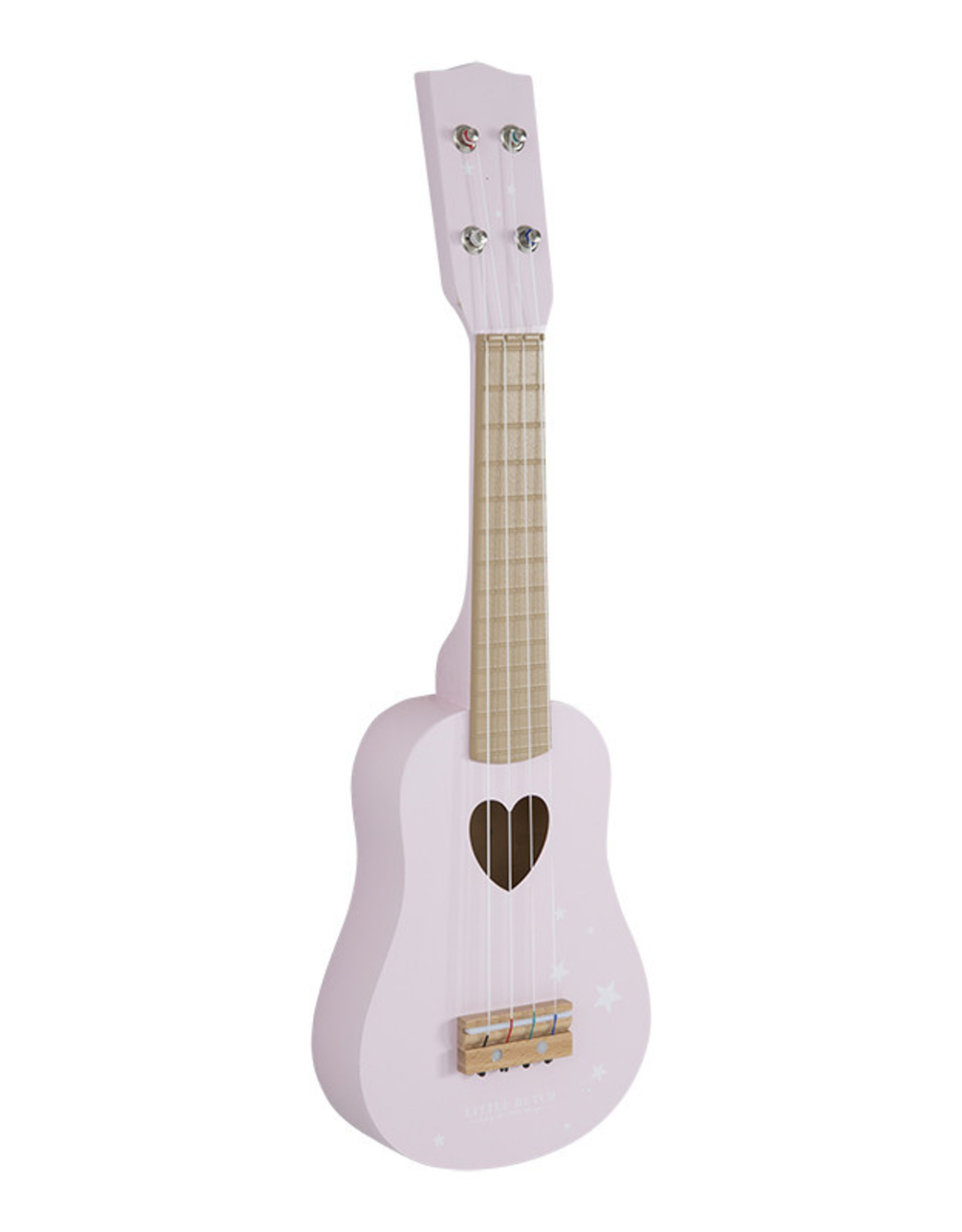 Little Dutch Little Dutch gitaar pink