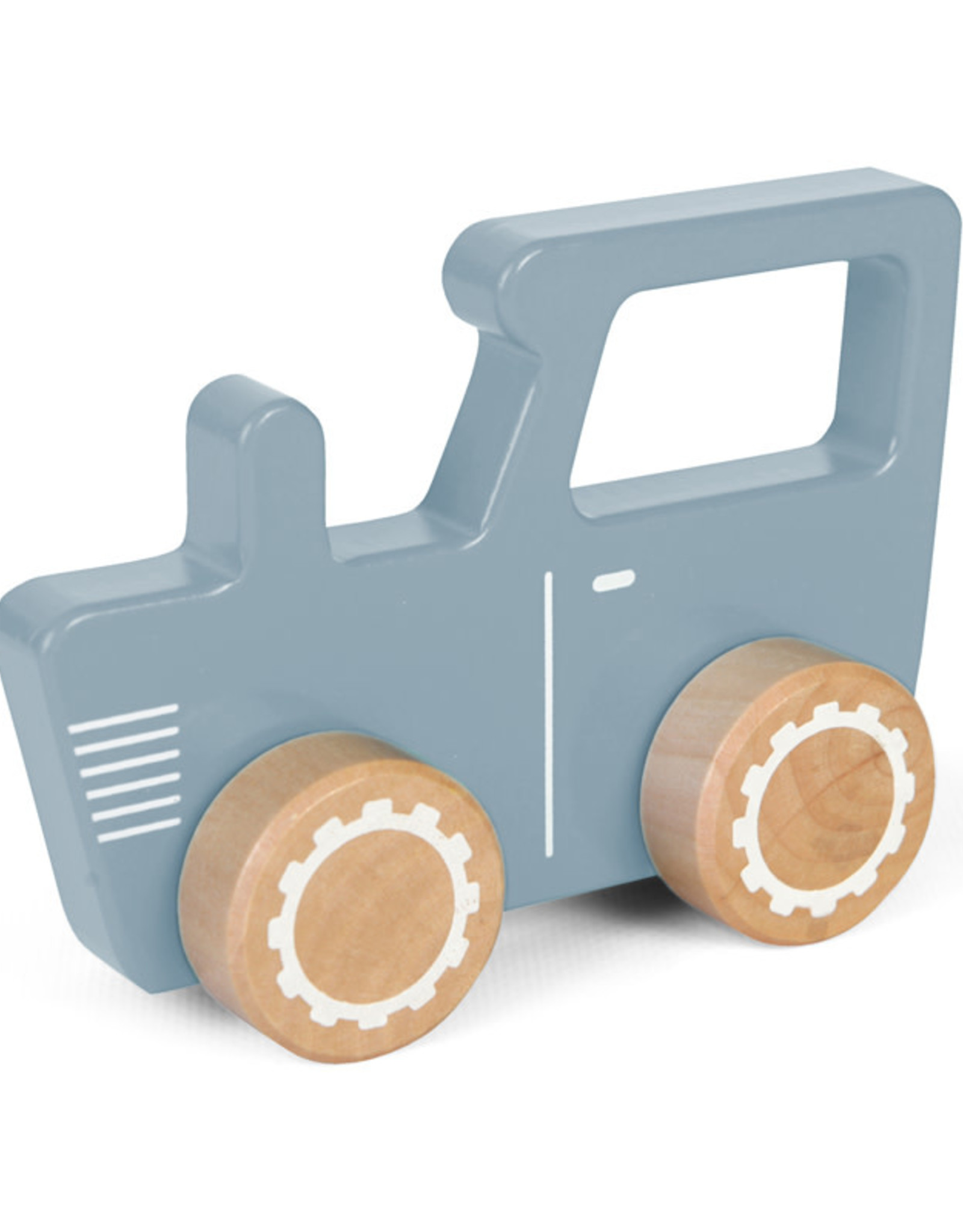 Little Dutch Little Dutch houten traktor