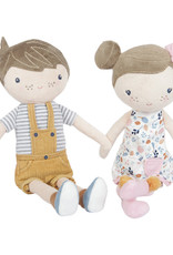 Little Dutch Little Dutch knuffelpop Jim 35 cm